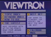 Videotex Definition